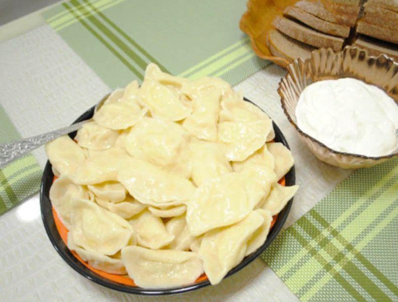 Вареники с картошкой: 6 пошаговых рецептов для приготовления дома этап 14