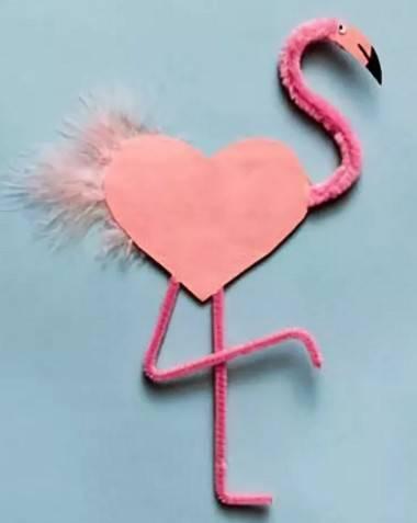 Поделки на День Святого Валентина своими руками для детей: самые красивые идеи поделок на 14 февраля этап 2