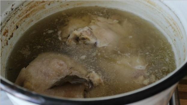 Холодец из свиной рульки. Топ 6 рецептов приготовления холодца этап 32