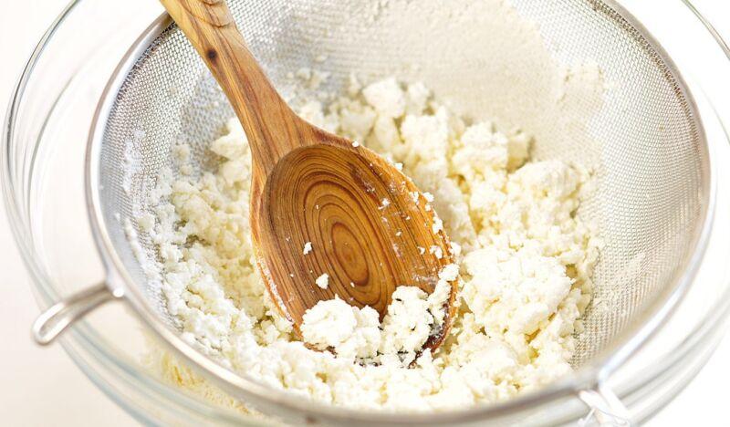 Заварная творожная пасха: 6 рецептов приготовления этап 10