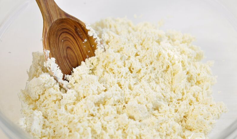 Заварная творожная пасха: 6 рецептов приготовления этап 11