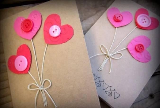 Поделки на День Святого Валентина своими руками для детей: самые красивые идеи поделок на 14 февраля этап 3