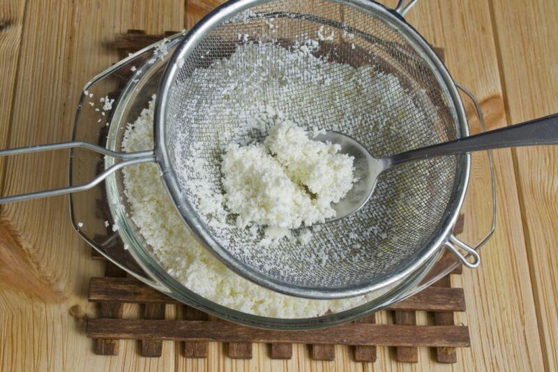 Заварная творожная пасха: 6 рецептов приготовления этап 33