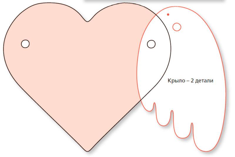 Поделки на День Святого Валентина своими руками для детей: самые красивые идеи поделок на 14 февраля этап 47
