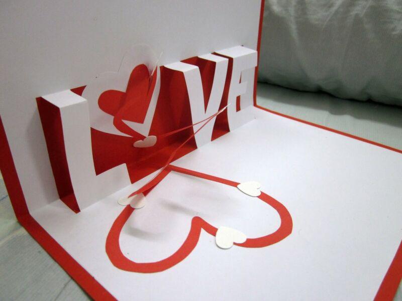 Поделки на День Святого Валентина своими руками для детей: самые красивые идеи поделок на 14 февраля этап 39