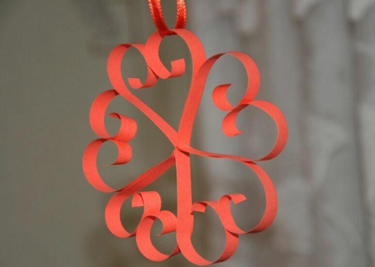 Поделки на День Святого Валентина своими руками для детей: самые красивые идеи поделок на 14 февраля этап 40