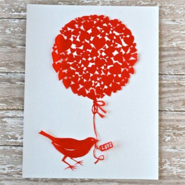Поделки на День Святого Валентина своими руками для детей: самые красивые идеи поделок на 14 февраля этап 41
