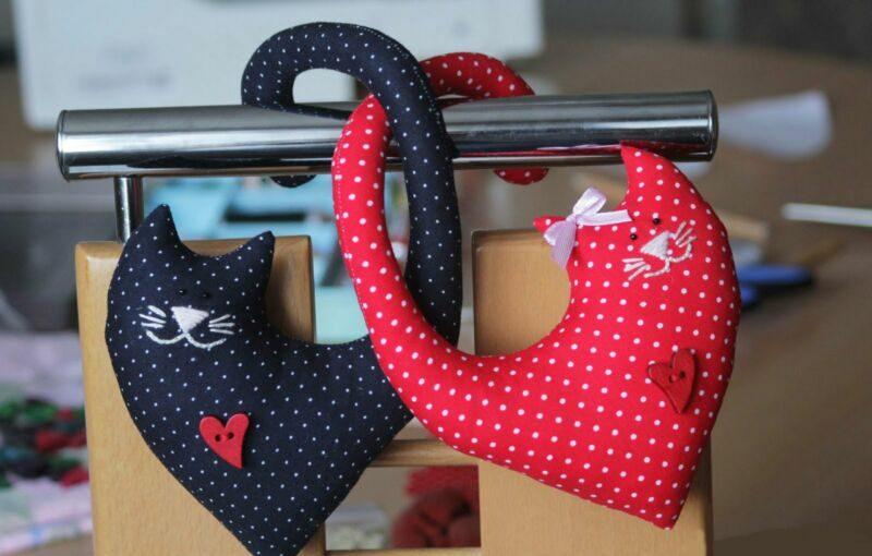 Поделки на День Святого Валентина своими руками для детей: самые красивые идеи поделок на 14 февраля этап 76