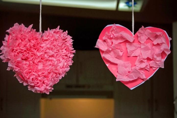 Поделки на День Святого Валентина своими руками для детей: самые красивые идеи поделок на 14 февраля этап 11