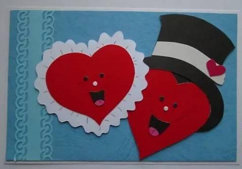 Поделки на День Святого Валентина своими руками для детей: самые красивые идеи поделок на 14 февраля этап 5