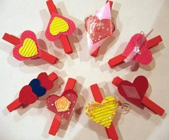 Поделки на День Святого Валентина своими руками для детей: самые красивые идеи поделок на 14 февраля этап 16