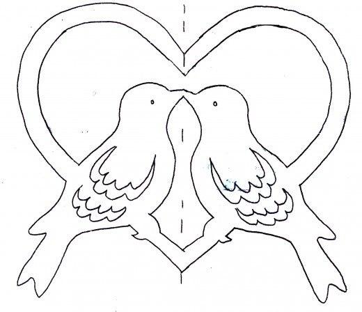Поделки на День Святого Валентина своими руками для детей: самые красивые идеи поделок на 14 февраля этап 112