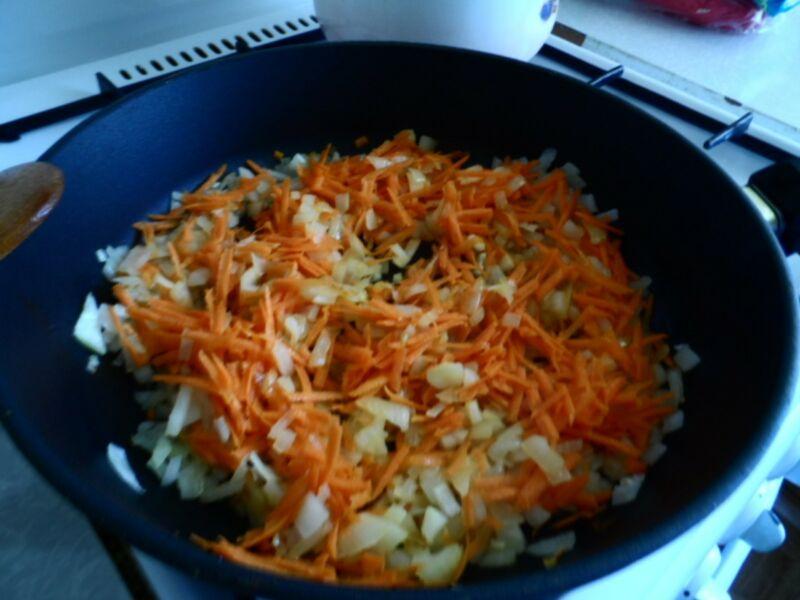 Голубцы с рисом и фаршем — 6 рецептов приготовления этап 30