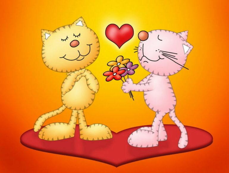 С Днем Святого Валентина: поздравления и стихи на 14 февраля