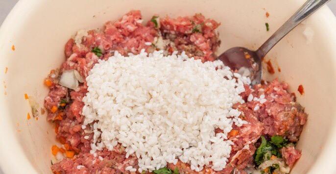 Голубцы с рисом и фаршем — 6 рецептов приготовления этап 7