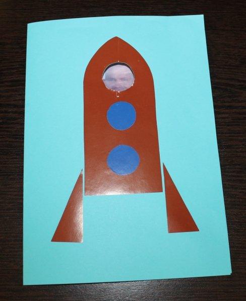 Ракета из бумаги и картона для детей: как сделать своими руками поделку ракету этап 45