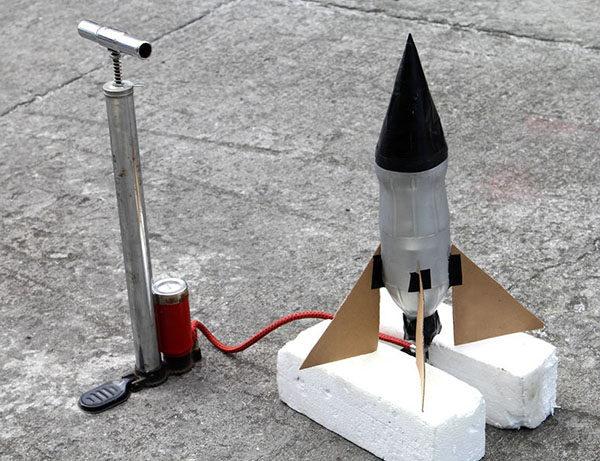 Ракета из бумаги и картона для детей: как сделать своими руками поделку ракету этап 36