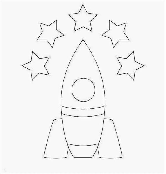 Ракета из бумаги и картона для детей: как сделать своими руками поделку ракету этап 4