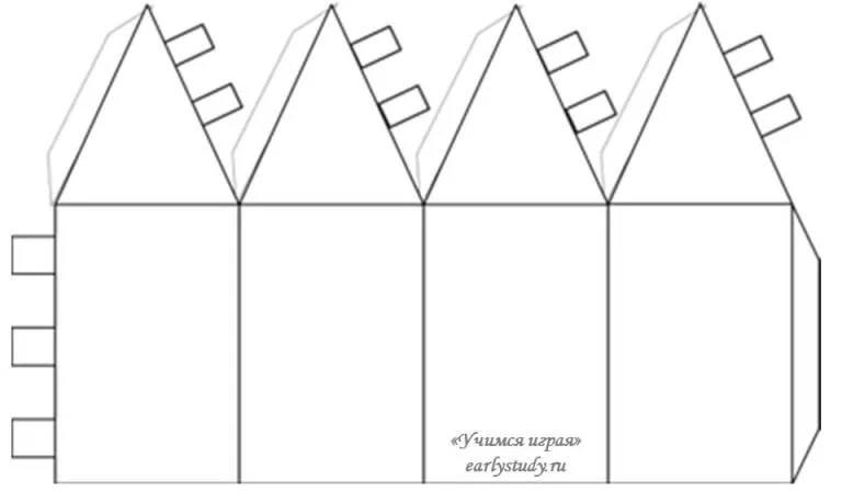 Ракета из бумаги и картона для детей: как сделать своими руками поделку ракету этап 63