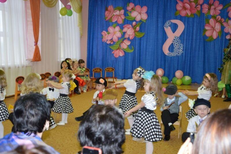 Сценарии на 8 марта в детском саду: 5 интересных утренников для детей этап 4