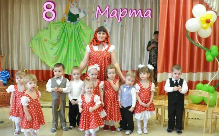 Сценарии на 8 марта в детском саду: 5 интересных утренников для детей этап 2