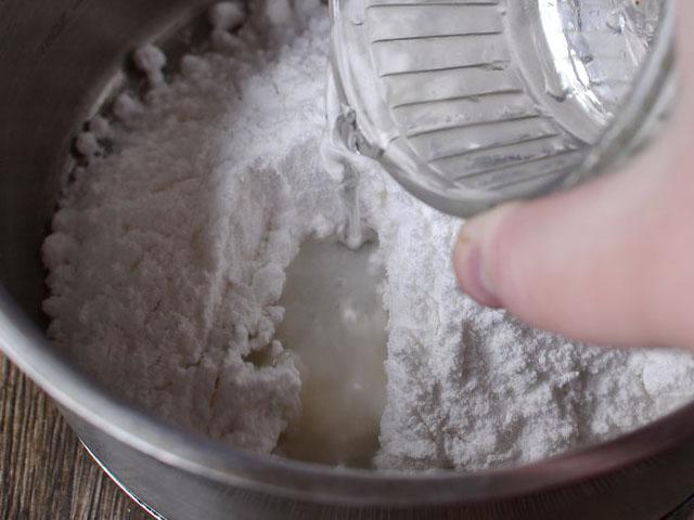 Помадка для куличей, которая не осыпается — 6 рецептов приготовления помадки для пасхальных куличей этап 8