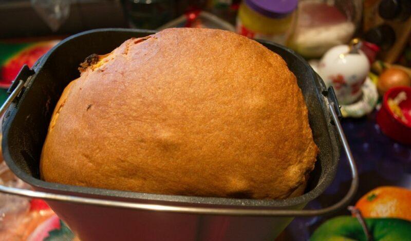 Кулич в хлебопечке — 6 простых и вкусных рецептов этап 32