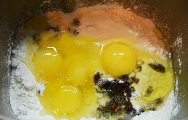Кулич в хлебопечке — 6 простых и вкусных рецептов этап 14