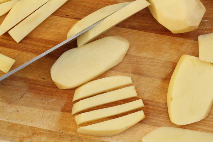 Картошка с мясом в духовке — 6 рецептов этап 13