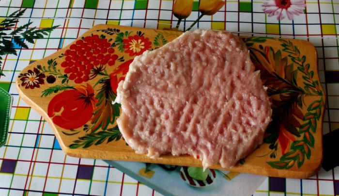 Отбивные из свинины на сковороде — 5 рецептов приготовления вкусных и сочных отбивных этап 23