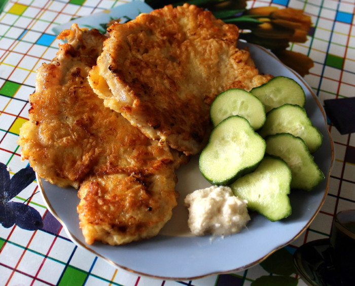 Отбивные из свинины на сковороде — 5 рецептов приготовления вкусных и сочных отбивных этап 21