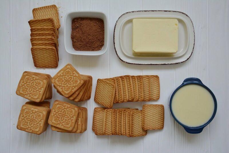 Пирожное «Картошка»: 4 классических рецепта в домашних условиях этап 31