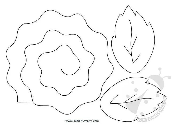 Розы из гофрированной бумаги своими руками: пошаговые инструкции для начинающих этап 54