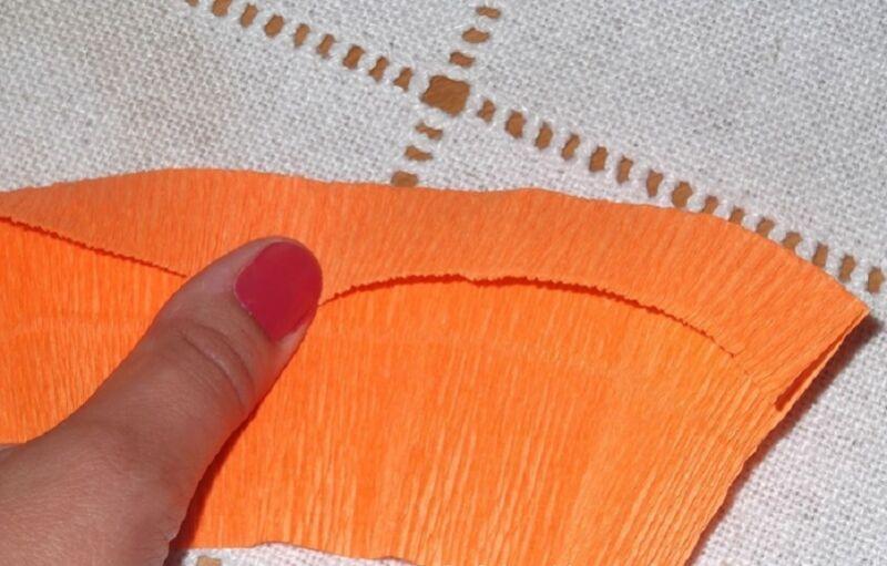 Гвоздики из бумаги своими руками — пошаговые мастер-классы для детей этап 38