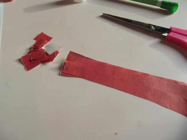 Гвоздики из бумаги своими руками — пошаговые мастер-классы для детей этап 49