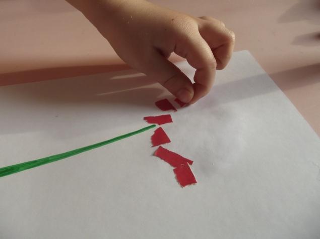 Гвоздики из бумаги своими руками — пошаговые мастер-классы для детей этап 51
