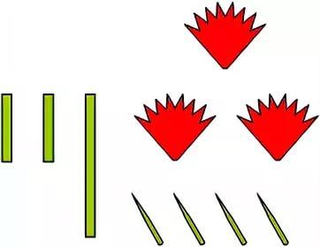 Гвоздики из бумаги своими руками — пошаговые мастер-классы для детей этап 64
