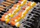 Шашлык из рыбы на мангале. Какую рыбу выбрать и как приготовить шашлык из рыбы
