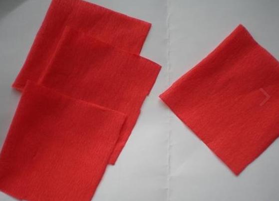 Гвоздики из бумаги своими руками — пошаговые мастер-классы для детей этап 7