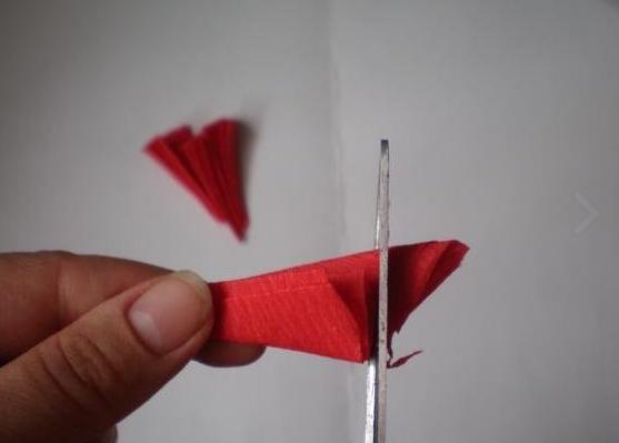 Гвоздики из бумаги своими руками — пошаговые мастер-классы для детей этап 10