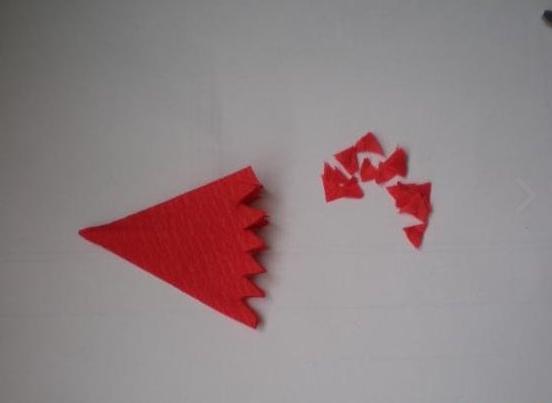 Гвоздики из бумаги своими руками — пошаговые мастер-классы для детей этап 11