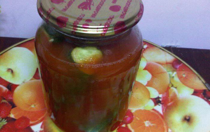 Огурцы в томате на зиму — 6 обалденных рецептов этап 6