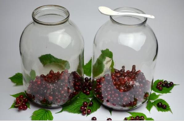 Компот из красной смородины на зиму: 6 рецептов приготовления компота этап 33