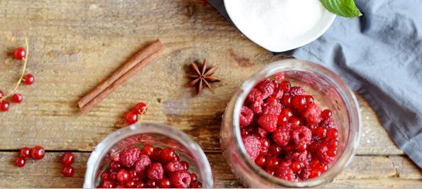 Компот из красной смородины на зиму: 6 рецептов приготовления компота этап 25