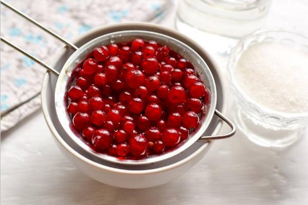 Компот из красной смородины на зиму: 6 рецептов приготовления компота этап 39
