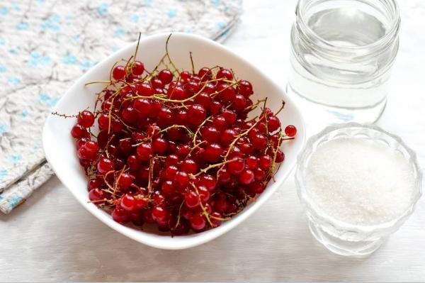 Компот из красной смородины на зиму: 6 рецептов приготовления компота этап 38