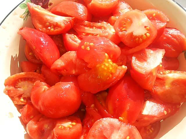 Огурцы в томате на зиму — 6 обалденных рецептов этап 18