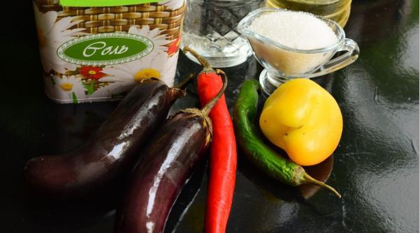 Баклажаны по-грузински — 8 самых вкусных рецептов быстрого приготовления этап 28