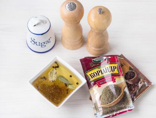 Маринованные шампиньоны в домашних условиях — 7 очень вкусных рецептов быстрого приготовления этап 41