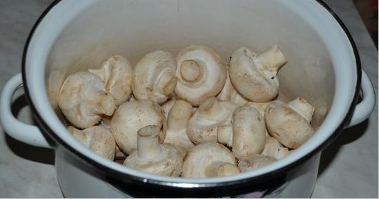 Маринованные шампиньоны в домашних условиях — 7 очень вкусных рецептов быстрого приготовления этап 14